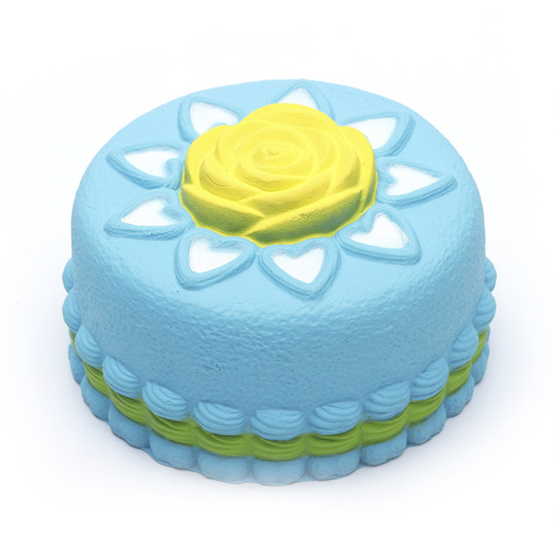 Custom-color-size-birthday-cake-pu-slow--flower