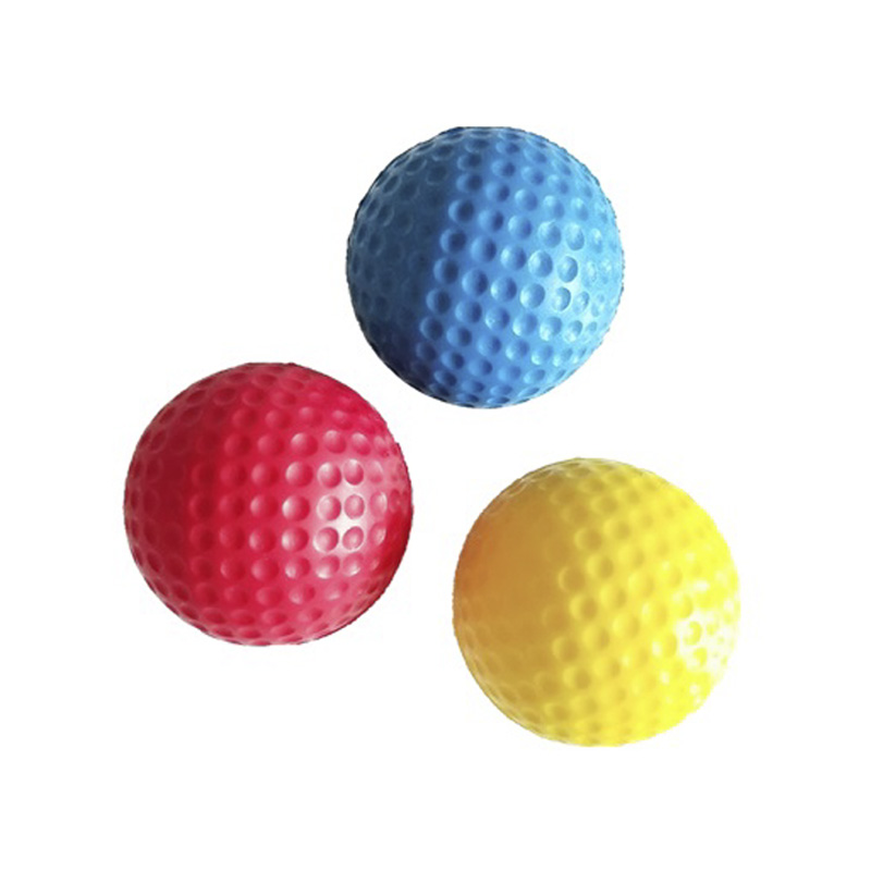 Manufacturer-big-sale-golf-PU-foam-balls
