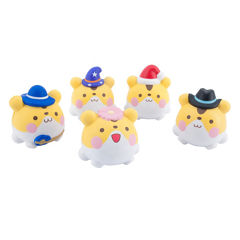 What are the advantages of PU toys as gifts?