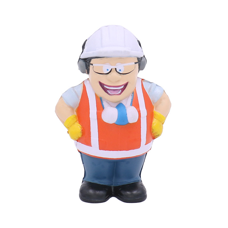 Custom-People-Promotional-Workers-Shape-PU-Foam