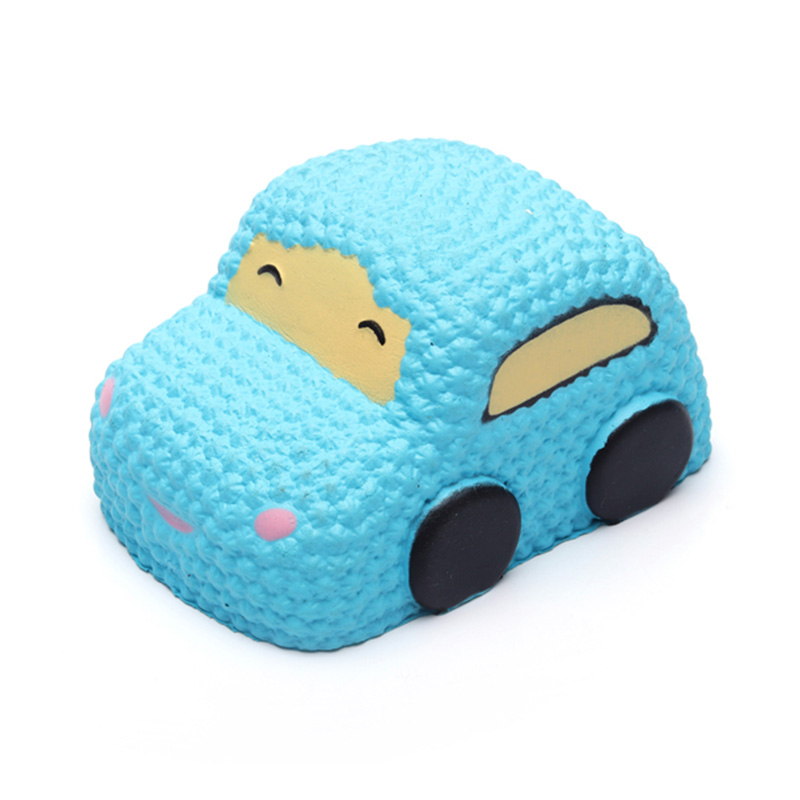 Custom-color-size-shape-auto-cake-polyurethane-car