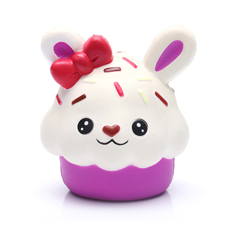 Custom-color-size-shape-pu-foam-rabbit
